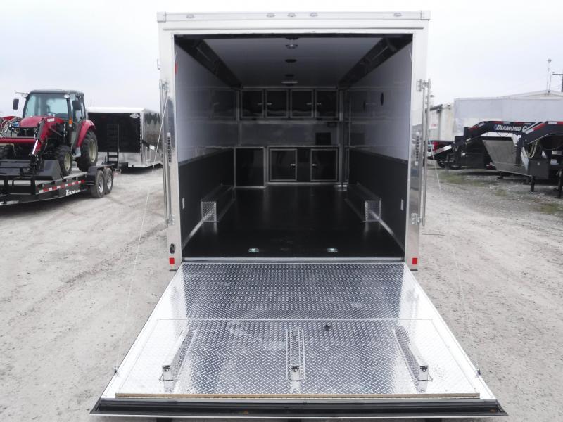 2019 Cargo Mate Trailers Continental Enclosed Cargo Trailer
