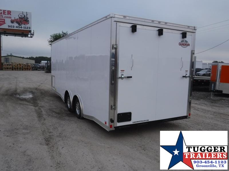 2019 Cargo Mate Trailers Continental Enclosed Cargo Trailer