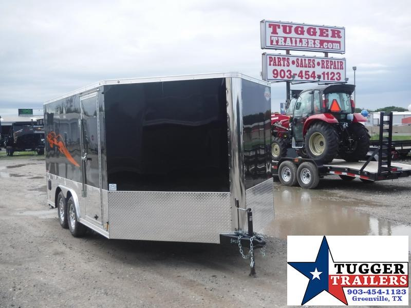 2019 Cargo Mate 8.5 x 14 Trailer Blazer Motorcycle Trailers