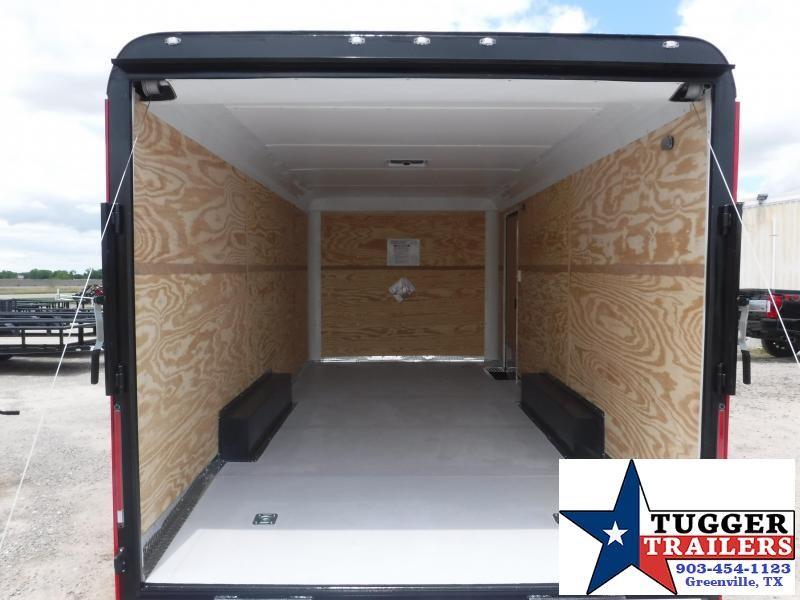 2019 Cargo Craft 8.5x20 20ft Auto Blackout Enclosed Cargo Car / Racing Trailer