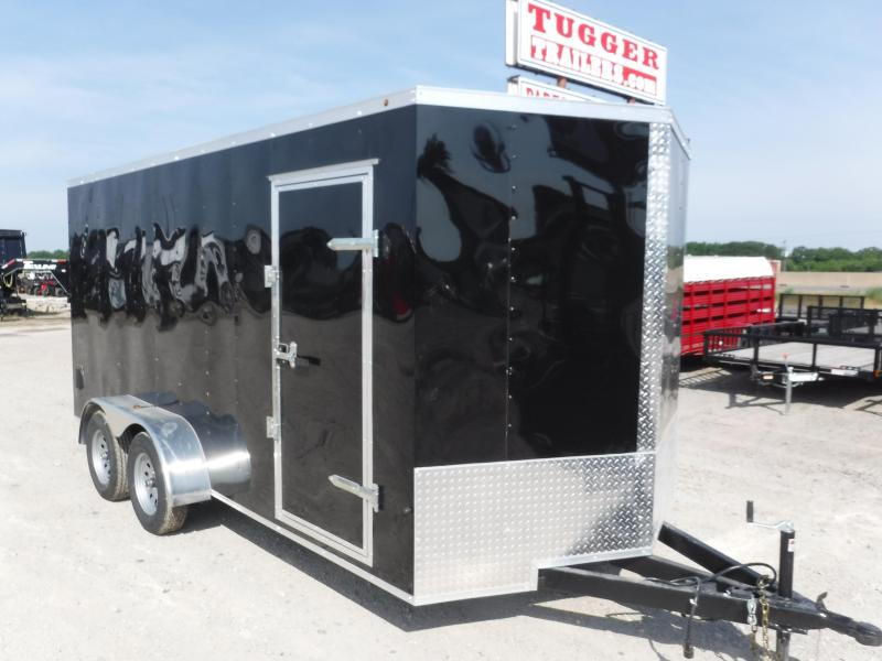 2018 Salvation Trailers 7 x 16 Elite Enclosed Cargo Trailer