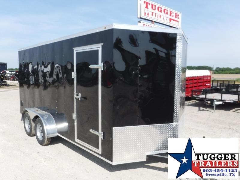 2019 T-Series 7 x 16 Elite Enclosed Cargo Trailer