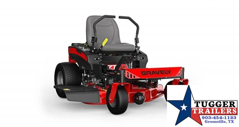 2019 Gravely Zero Turn 34 Lawn Mower