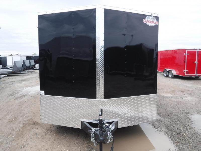 2019 Cargo Mate 8.5x20 Car Hauler Trailer Enclosed Cargo Trailers