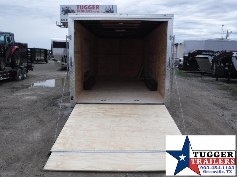 2019 Cargo Mate 8.5x20 Enclosed Car Hauler Cargo Trailers