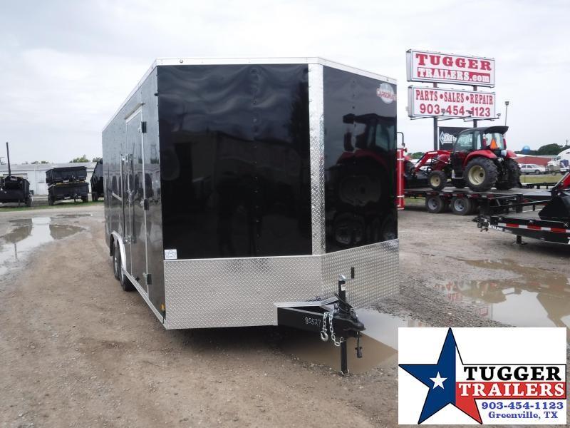 2019 Cargo Mate 8.5x20 Enclosed Car Hauler Cargo Trailers