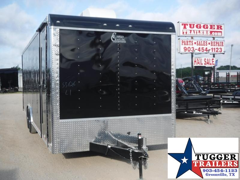 2019 Cargo Craft 8.5x28 28ft Auto Mobile Cargo Car / Racing Trailer