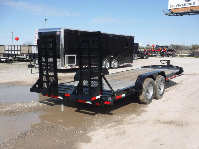 2018 Diamond C Trailer 82 x 20 19LPX Equipment Trailers