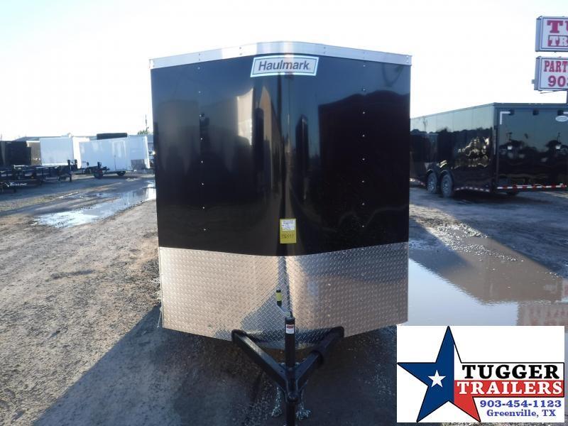2019 Haulmark Trailers 6x12 Enclosed Cargo Trailer