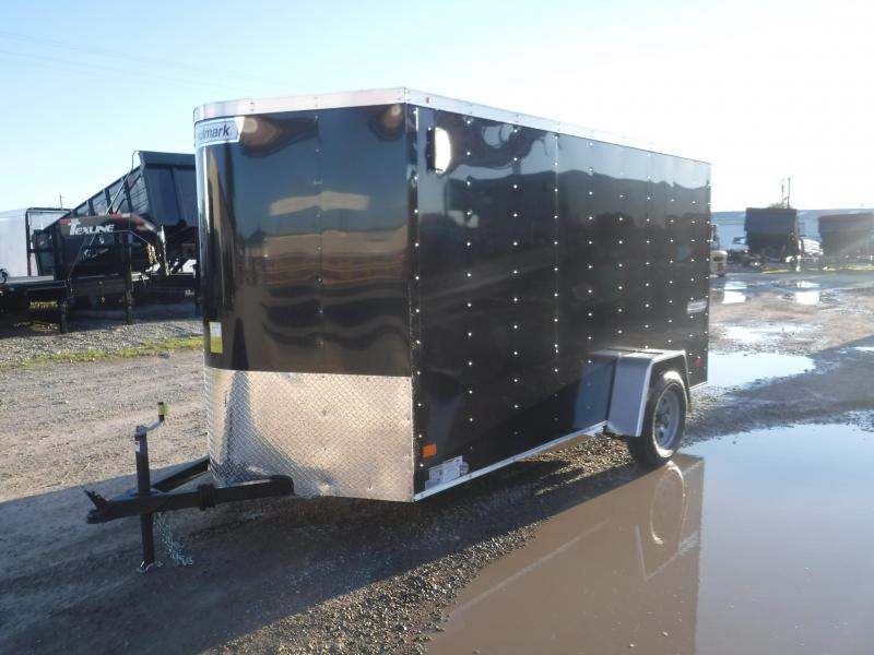 2019 Haulmark Trailers 6x12 Enclosed Cargo Trailer