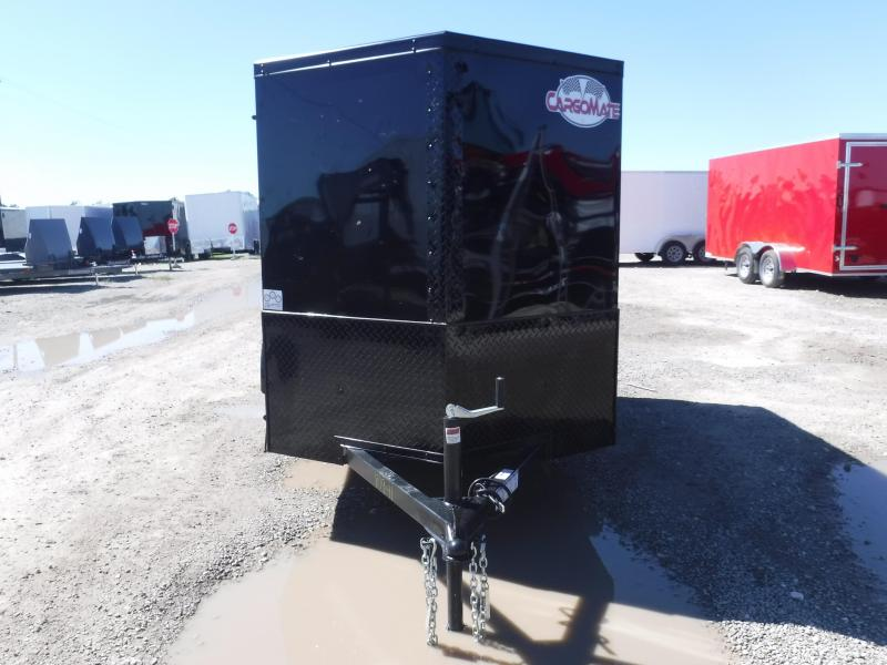 2019 Cargo Mate Trailers 5 X 8 E-V Enclosed Cargo Trailer