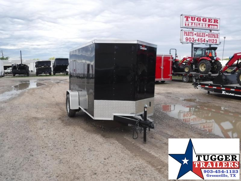 2019 T-Series 5x10 T-Series Enclosed Cargo Trailer
