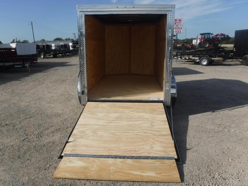 2018 Cargo Mate 6x10 E-Series Enclosed Cargo Trailer