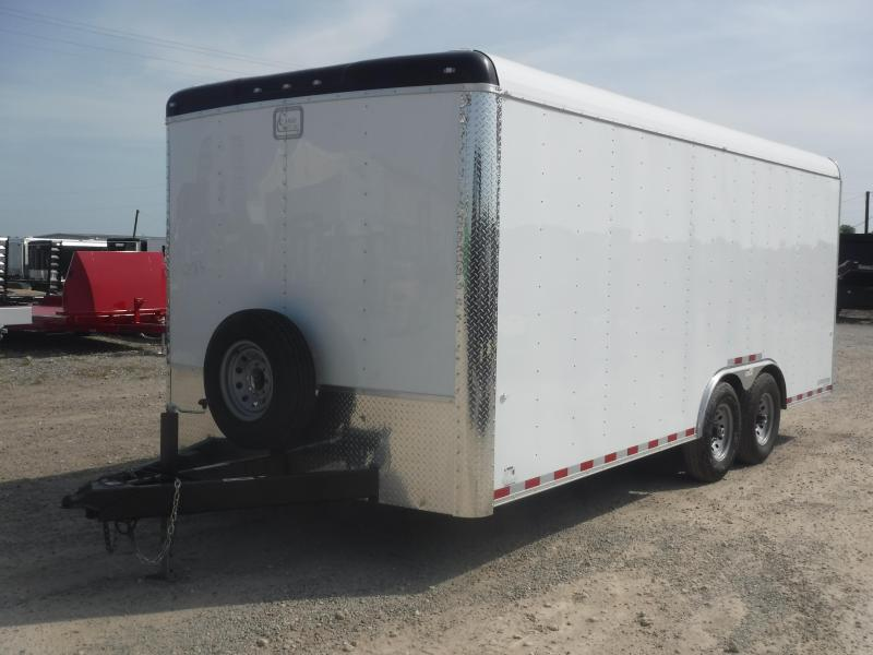 2018 Cargo Craft 8.5 x 20 Expedition Car / Racing Trailer