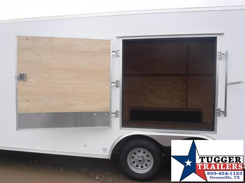 2019 Cargo Mate 8.5 X 24 Car Hauler Enclosed Cargo Trailer