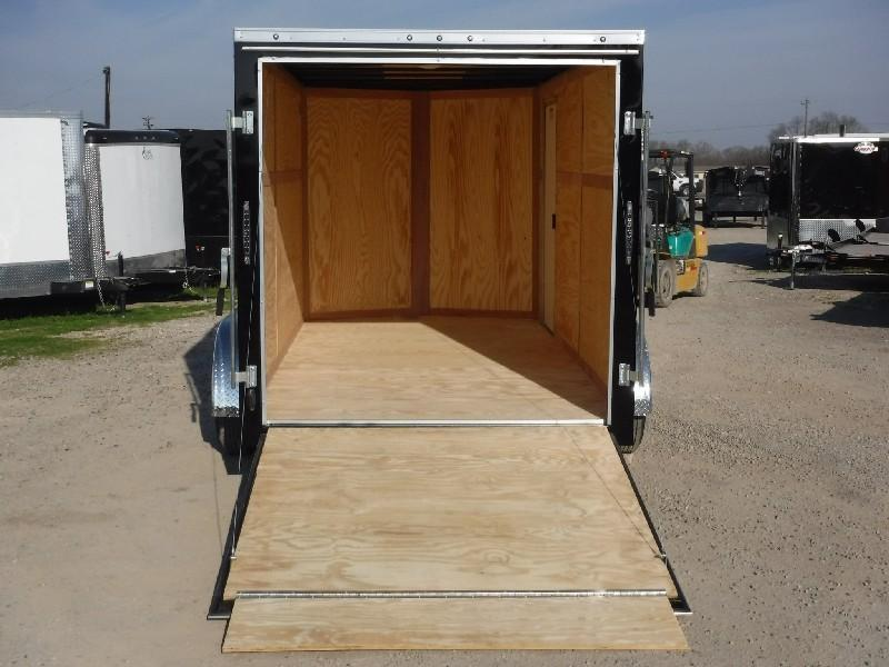 2019 Cargo Mate 7x14 LE Enclosed Cargo Trailer