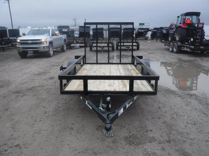 2019 TexLine 5x10 510SA Utility Trailer