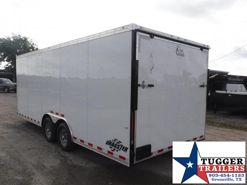 2019 Cargo Craft 8.5x23 23ft Auto Mobile Hauler Enclosed Car / Racing Trailer