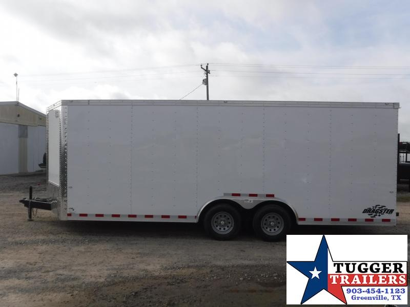 2019 Cargo Craft 8.5x23 23ft Auto Mobile Hauler Enclosed Car / Racing Trailer