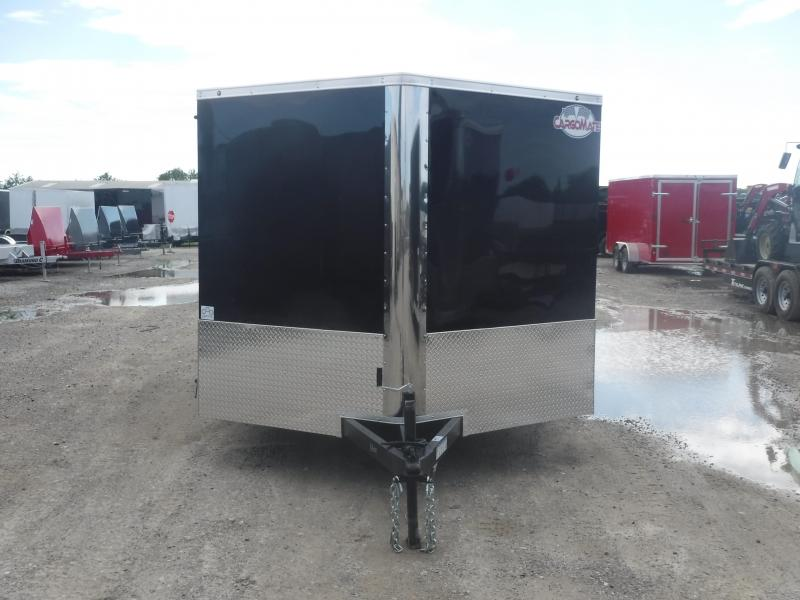 2019 Cargo Mate 8.5 x 14 Blazer Trailer Motorcycle Trailers