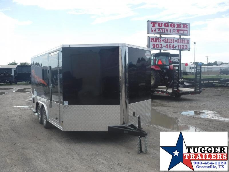 2019 Cargo Mate 8 x 14 Blazer Trailer Motorcycle Trailers