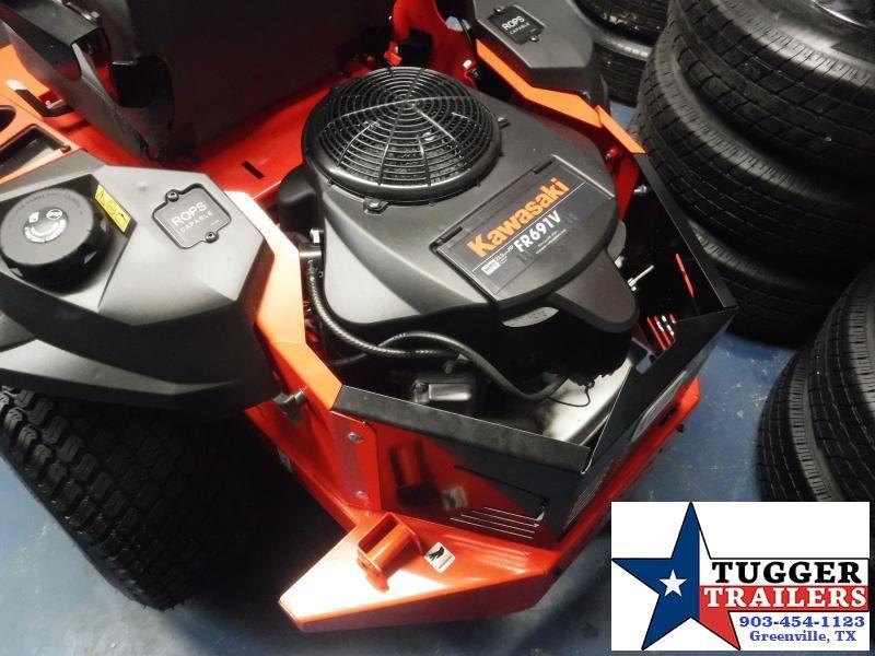 2018 Gravely ZT HD 48 Zero Turn Lawn Mower 991162