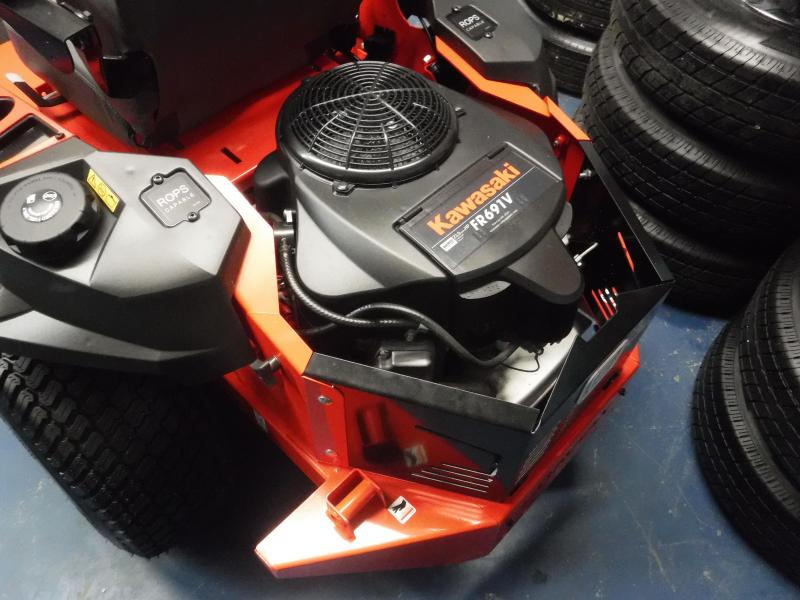 2018 Gravely ZT HD 48 Zero Turn Lawn Mower