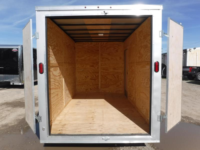 2019 Salvation Trailers 7x14 T-Series Enclosed Cargo Trailer