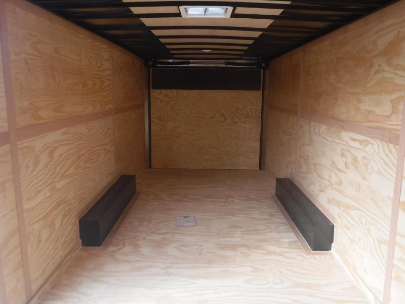2019 Cargo Mate 8.5 x 24 E-Series Car / Racing Trailer