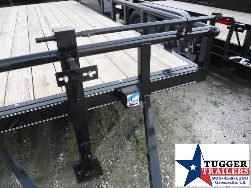 2019 TexLine 83x20 20ft Bobcat Utility Equipment Trailer
