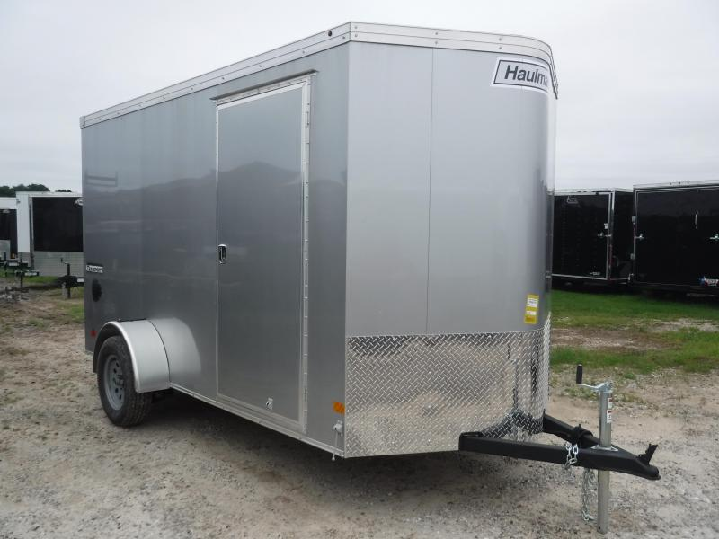 2019 Haulmark 6x12 12ft Transport Ramp Enclosed Cargo Trailer