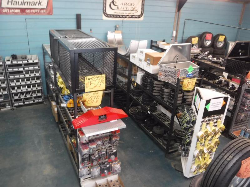 2019 TexLine 83 x 20 Bobcat Equipment Trailer