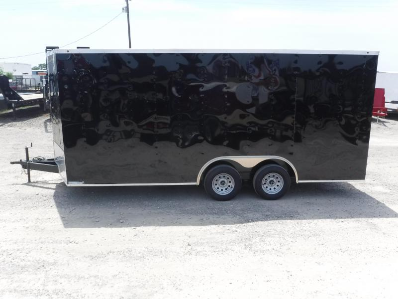 2019 T-Series 8.5 x 16 Cargo Trailer Car / Racing Trailer