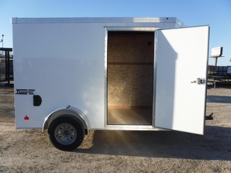 2019 Haulmark TSV610S2 6x10 Enclosed Cargo Trailer