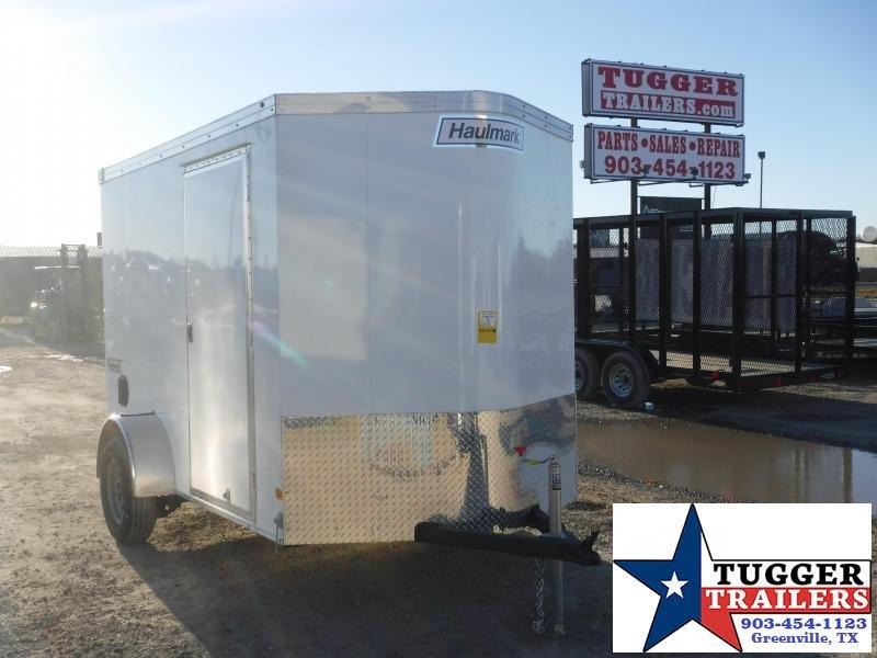 2019 Haulmark TSV610S2 6x10 Enclosed Cargo Trailer