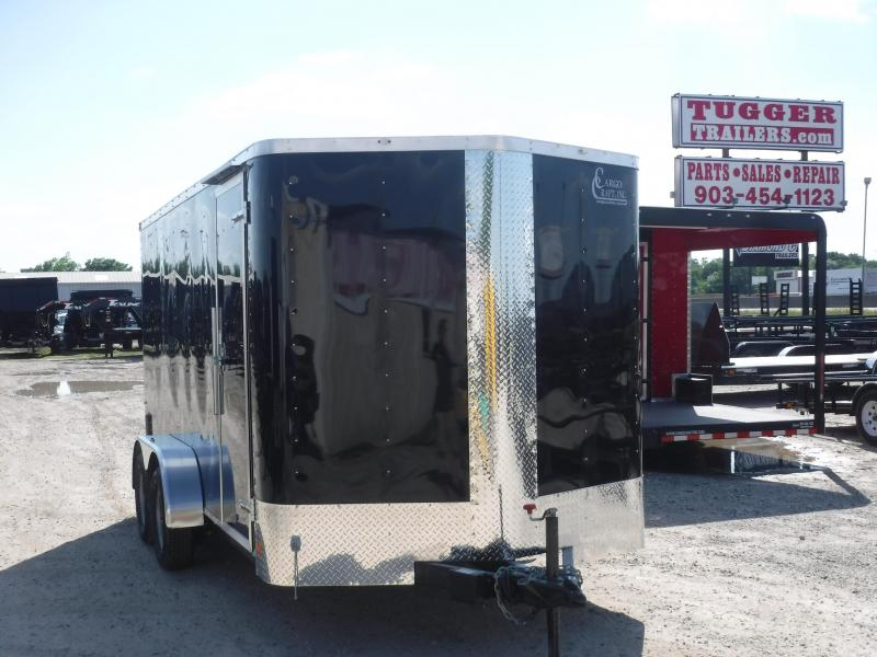 2019 Cargo Craft 7x14 14ft Ramp Enclosed Cargo Trailer
