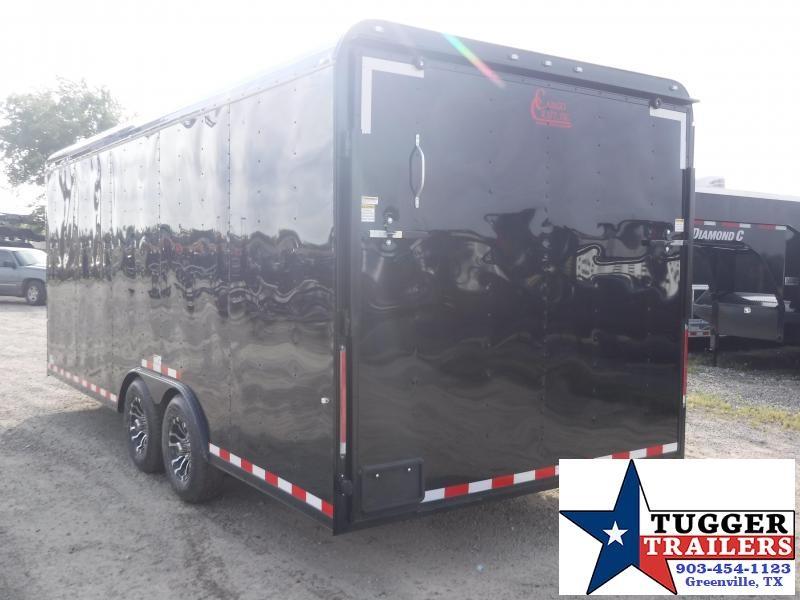 2019 Cargo Craft 8.5x20 20ft Auto Mobile Hauler Enclosed Car / Racing Trailer
