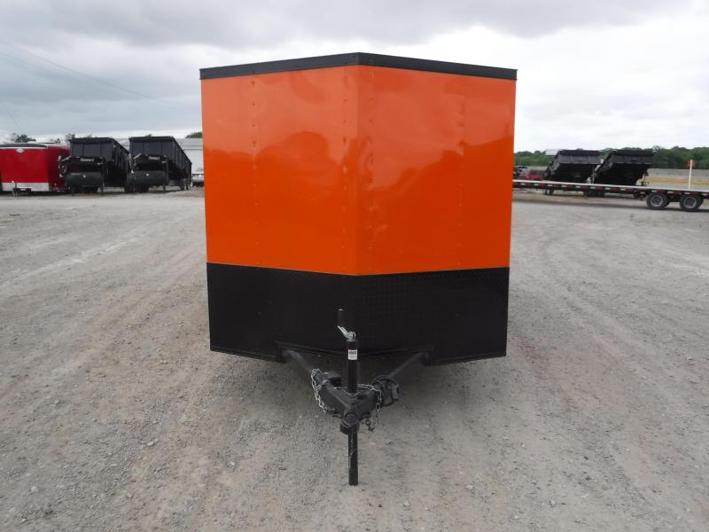 2018 Salvation Trailers 7 x 14 T-Series Motorcycle Trailer
