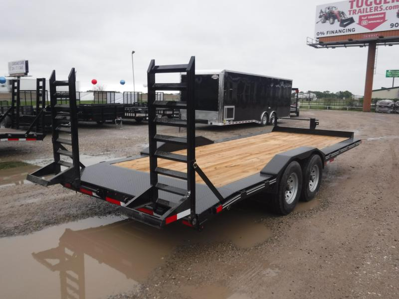 2018 Diamond C Trailer 82 x 20 REQ Flatbed Trailers