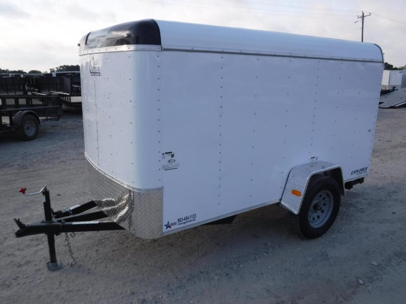2018 Cargo Craft 5x10 Explorer Enclosed Cargo Trailer