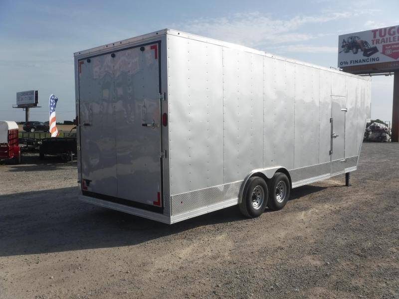 2019 T-Series 8.5 x 32 Goose Neck Car / Racing Trailer