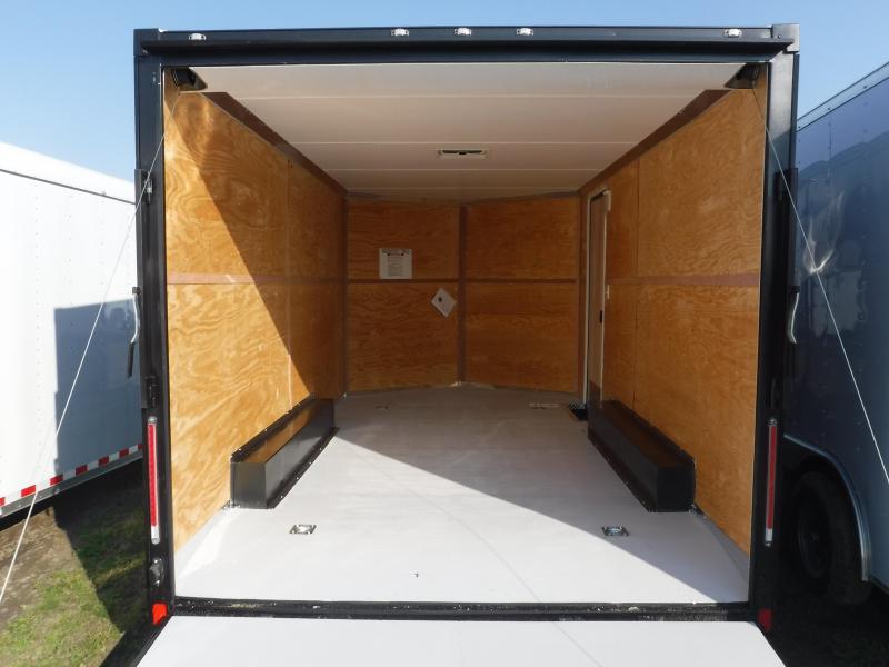 2019 Cargo Craft 8.5x19 19ft Auto Mobile Hauler Car Trailer
