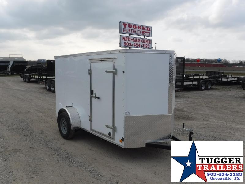 2019 Cargo Mate 5x10 10ft E-V Enclosed Cargo Trailer