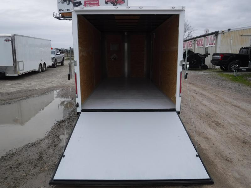 2019 Cargo Craft Trailers 7X16 Enclosed Cargo Trailer