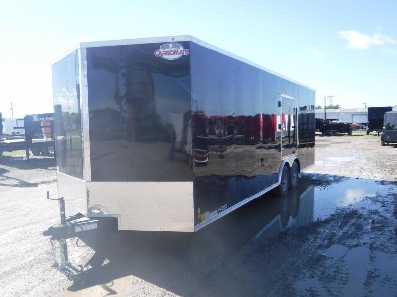 2019 Cargo Mate 8.5 X 24 E-Series Enclosed Cargo Trailer