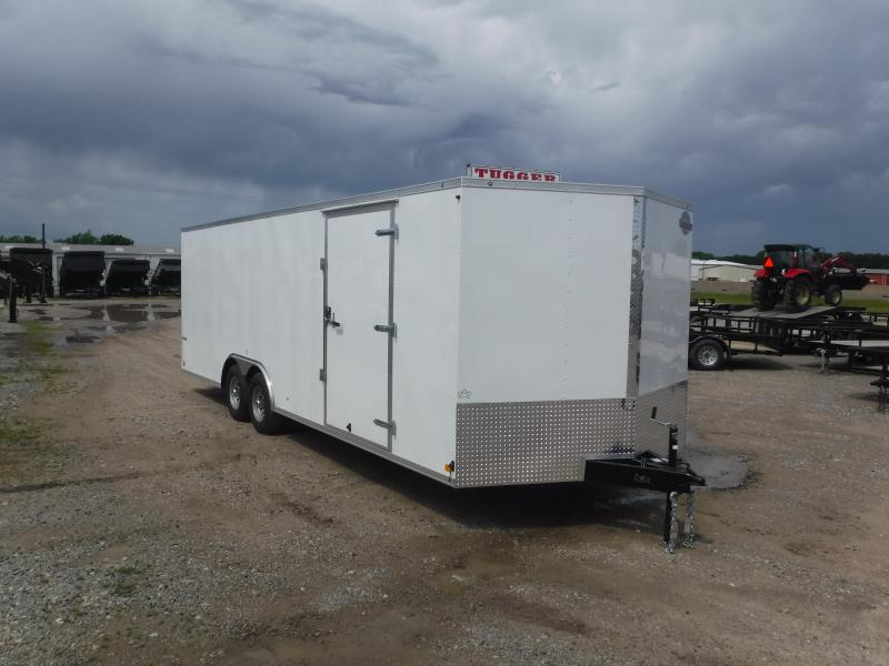 2019 Cargo Mate 8.5X24 24FT Ramp Enclosed Cargo Trailer