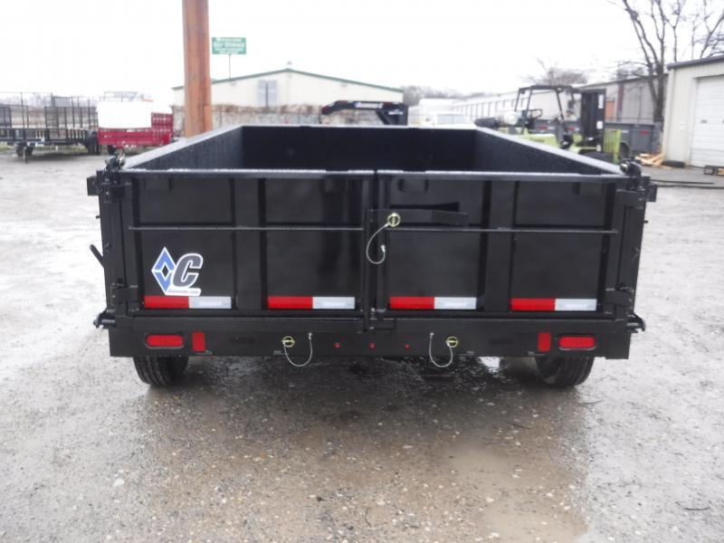 2018 Diamond C Trailers 82x12' 21WD Dump Trailer