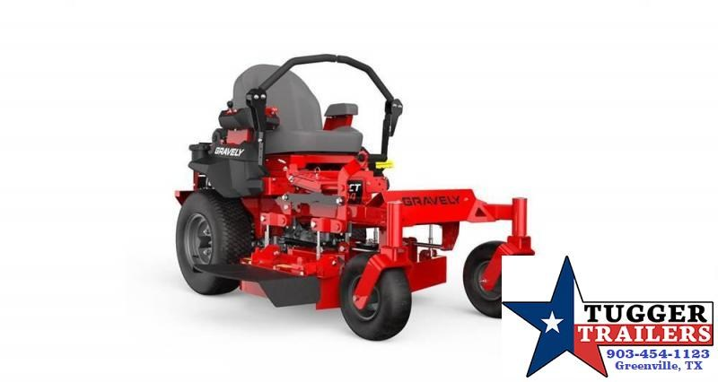 2018 Gravely Compact Pro 34 Zero Turn Mower Lawn