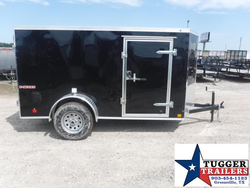 2020 Cargo Mate 5x10 10ft E-V Double Door Enclosed Cargo Trailer