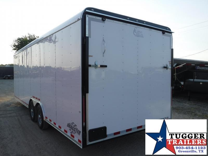 2019 Cargo Craft 8.5x24 24ft Auto Mobile Cargo Enclosed Car / Racing Trailer